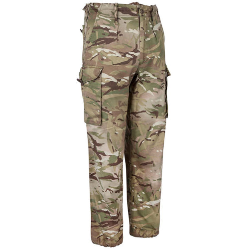 Men's Clothing Mtp Army Trousers Warm Weather British Army Surplus Combat Lightweight Camo Pants