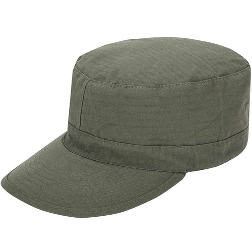 olive green us army patrol cap