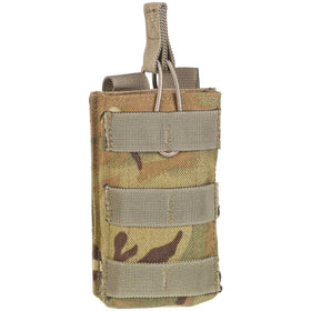front of open top single ammunition pouch