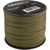 olive green 100m paracord reel