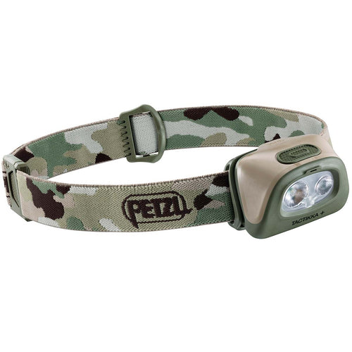 Petzl TacTikka+ Head Torch Camo