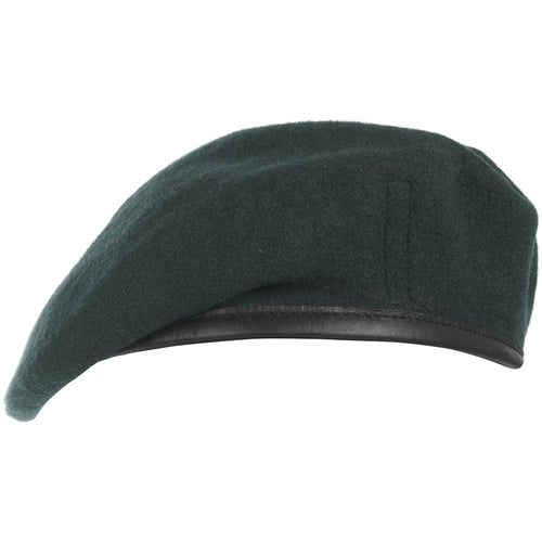 rifles green military beret