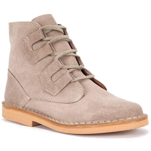 roamers ghillie desert boots taupe sole