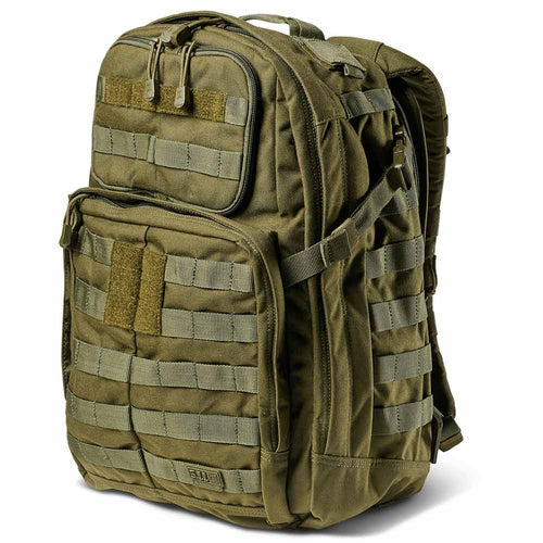 5.11 Rush 24 tactical backpack Tac OD Green