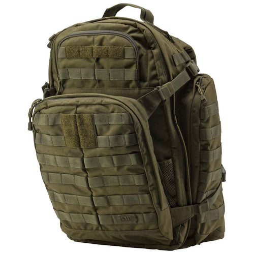 tactical backpack od side buckle