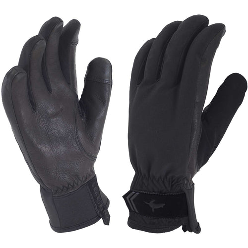 sealskinz all season waterproof gloves black