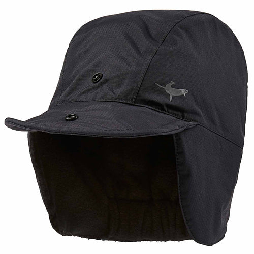 sealskinz black winter hat