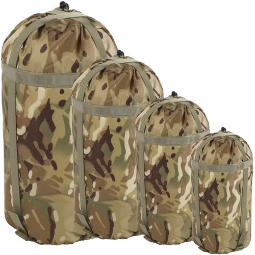 mtp camo sleeping bag compression sacks