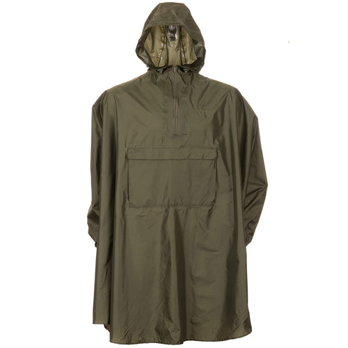 Snugpak Enhanced Patrol Poncho in Olive Green