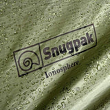 snugpak logo on ionosphere