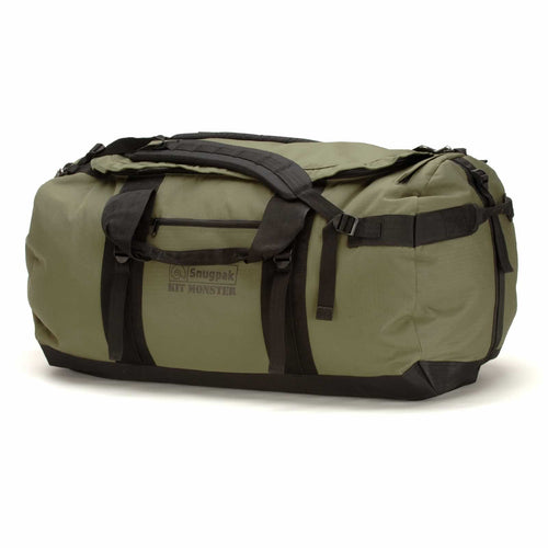 snugpak kit monster 120 litre olive holdall