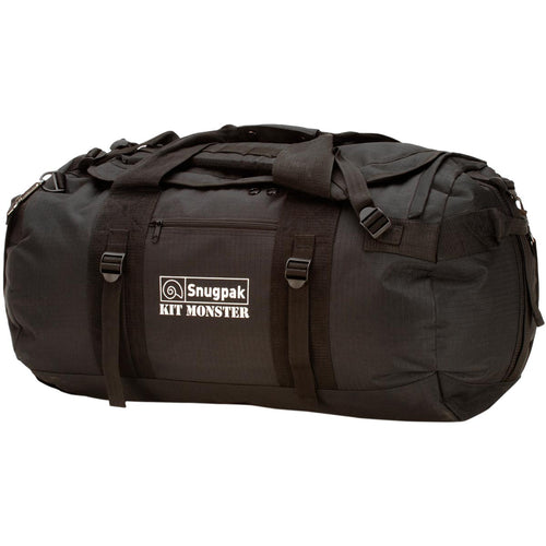 snugpak kit monster 65 litre holdall black