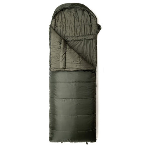 snugpak navigator sleeping bag olive green