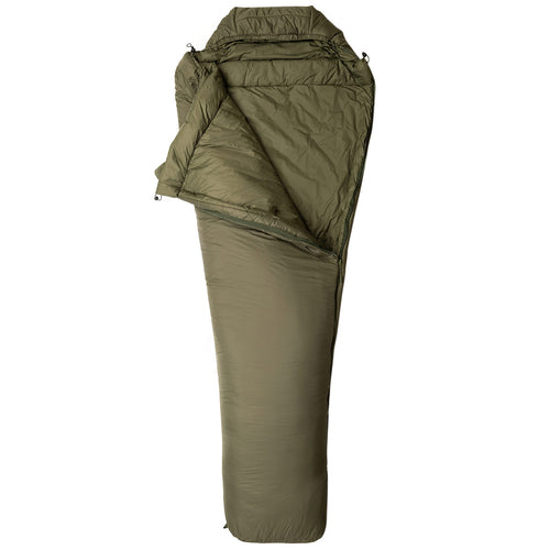 snugpak softie 10 harrier olive green sleeping bag