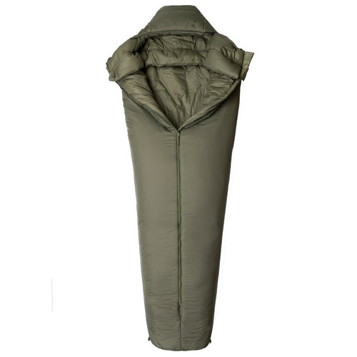 snugpak softie 18 antarctica sleeping bag olive green