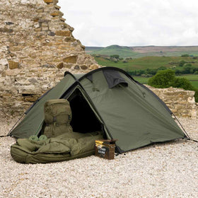 snugpak the bunker 3 man tent