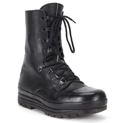 NEW Swiss Army Genuine Leather Combat Assault Boots Surplus