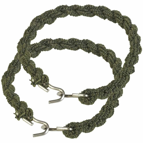 elasticated military trouser twists
