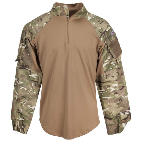 british army mtp ubacs combat shirt coyote