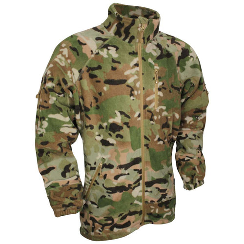 viper special ops fleece jacket vcam camouflage