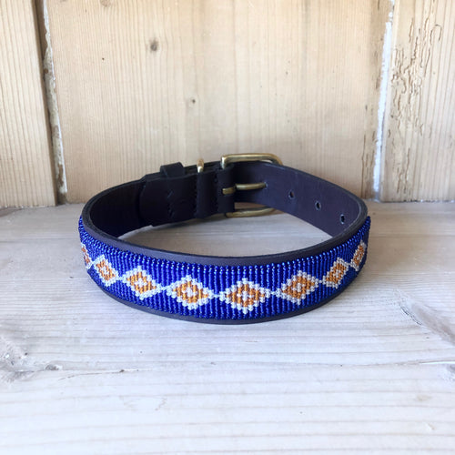MEDIUM & WIDE DOG COLLAR