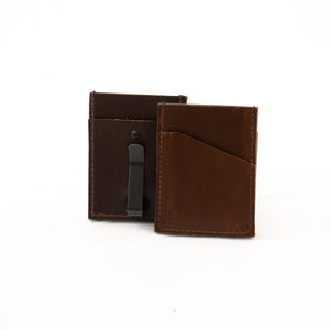 MONEY CLIP CARD SLEEVE