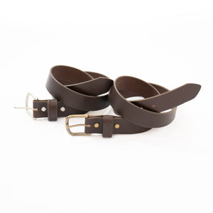 CHOCOLATE BELT 1.25""