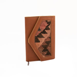 TEXTILE LEATHER NOTEBOOK