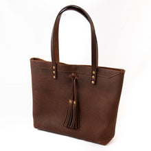 Load image into Gallery viewer, TASSEL TOTE BAG