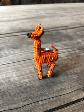 Load image into Gallery viewer, BEADWORKS ANIMAL KEYCHAIN
