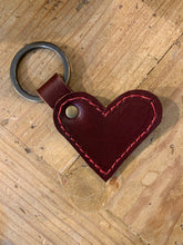 Load image into Gallery viewer, HEART KEYCHAINS