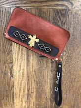 Load image into Gallery viewer, BEADWORKS SUEDE WRISTLET