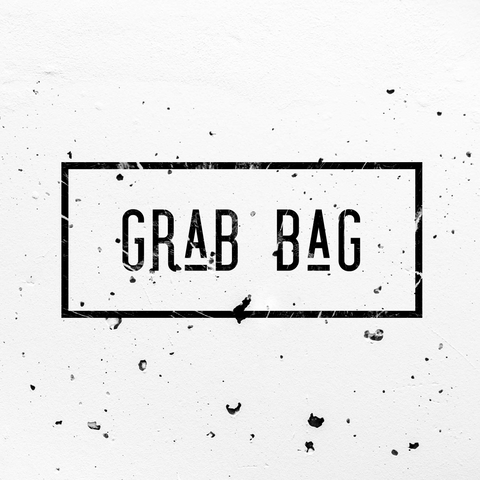 Clear the shelves $24 Grab Bag- TWO Mystery Items