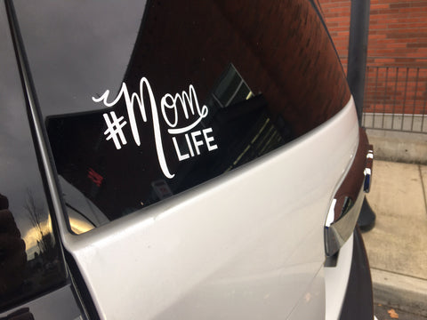 #MOMLIFE Decal