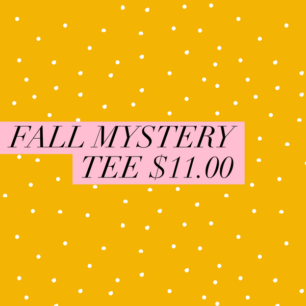 $11 FALL Grab Bag- ONE Mystery Item