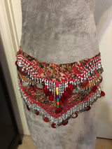 Belly Dance Scarfs - Authentic and Very Elaborate Designs and Detail