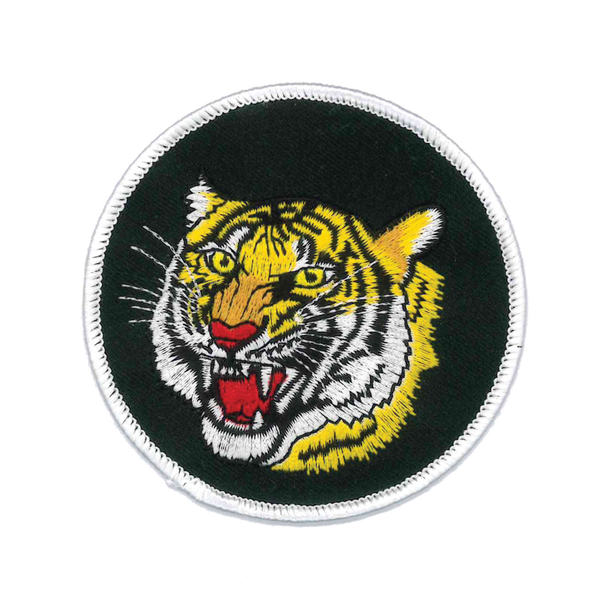 1106 Tiger Patch 3""