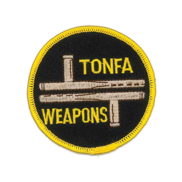 1110 Tonfa Patch 3""