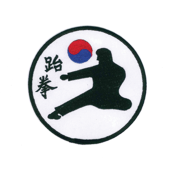 1121 TKD Patch 4""