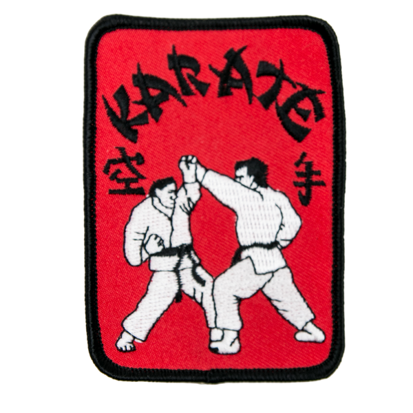 "1130 Karate Punch 3.5""H"