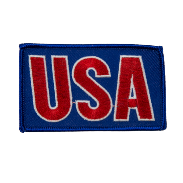 "1151 USA Flag Patch 2""W"