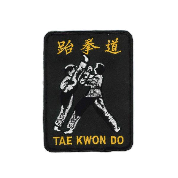 "1153 TKD Patch 4.75""H"