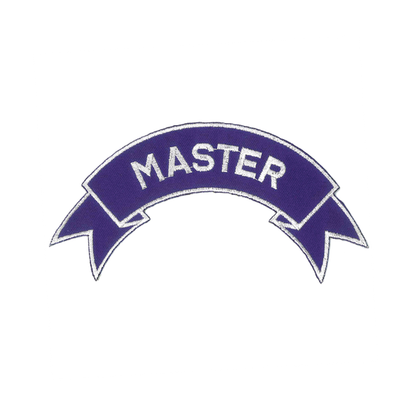 "1196 Master Patch 6""W"