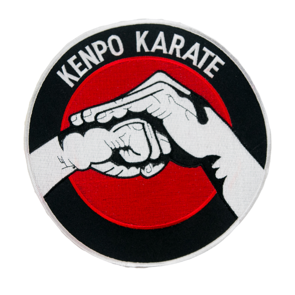 1365 Kenpo Patch 8""