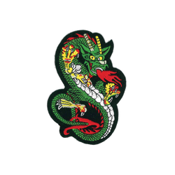 "1217 Dragon Patch 5""H"