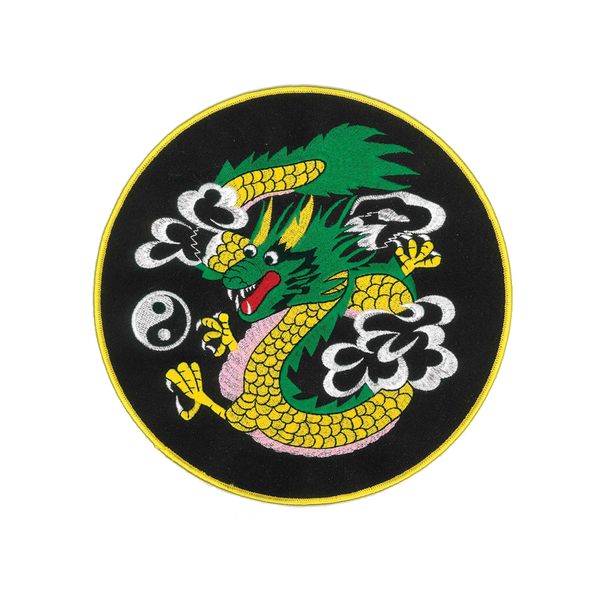 1220 Dragon Cloud Patch 8""