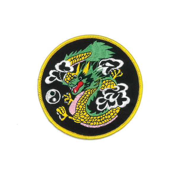 1221 Dragon Cloud Patch 4""