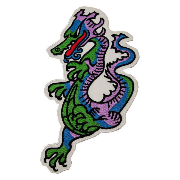 "1240 Dragon Patch 7""H"