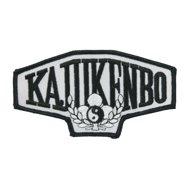 "1253 Kajikenbo Patch 5""W"