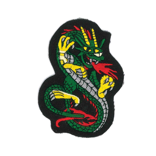 "1278 Dragon Patch 3.5""H"